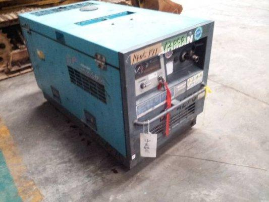 PDS50S-5A1 # 87-5A12000 : Air-compressor Airman 50cfm. by kung0813062283